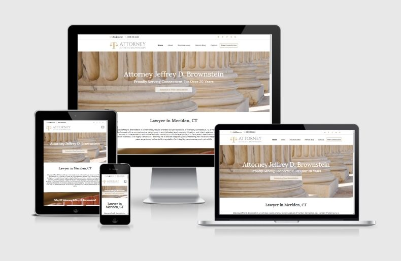 Connecticut Attorney Launches New Website